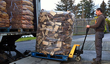 Firewood delivery Roscommon